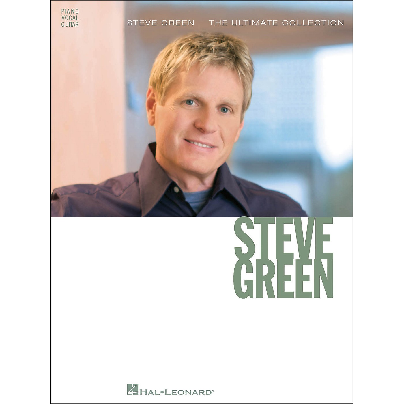 Hal Leonard Steve Green The Ultimate Collection arranged for piano, vocal, and guitar (P/V/G) thumbnail