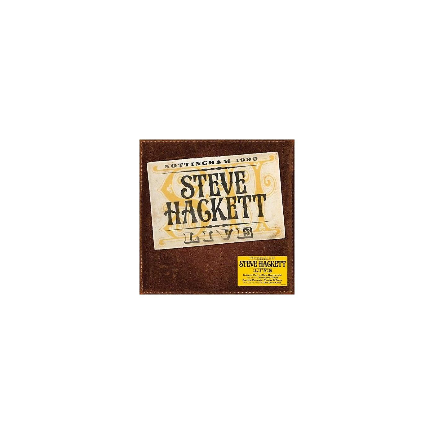 Alliance Steve Hackett - Live thumbnail
