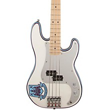Fender Steve Harris Signature Precision Bass Electric Bass Guitar