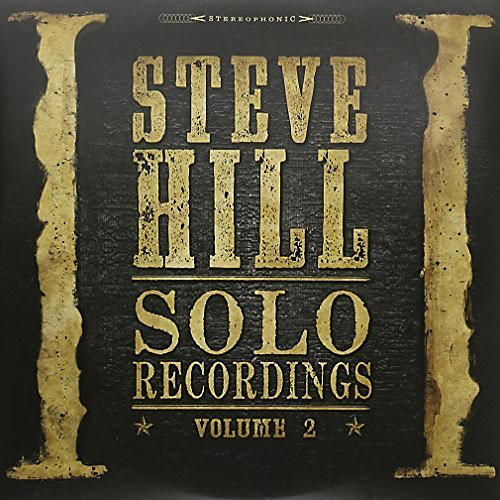 Alliance Steve Hill - Solo Recordings 2 thumbnail