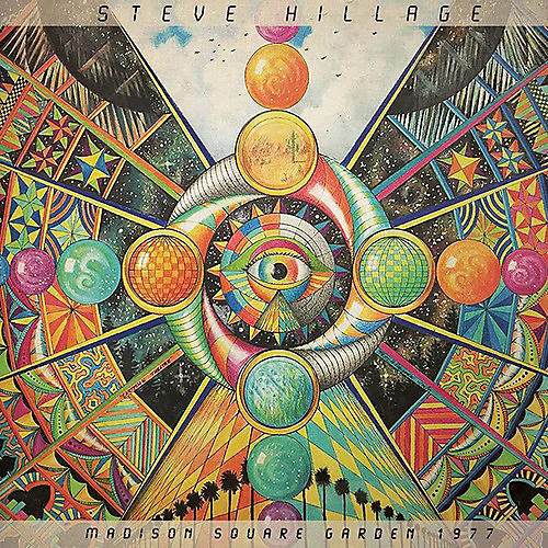 Alliance Steve Hillage - Madison Square Garden 1977 thumbnail
