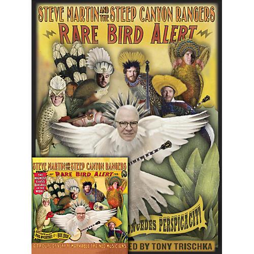 Homespun Steve Martin Rare Bird Alert Book/CD Bundle thumbnail