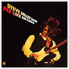 Steve Miller Band - Fly Like An Eagle Vinyl LP