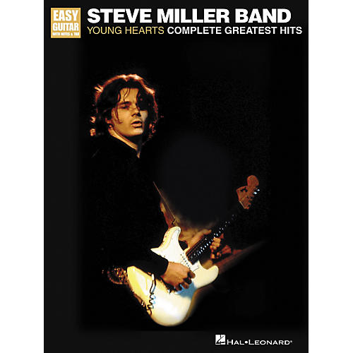 Hal Leonard Steve Miller Band - Young Hearts: Complete Greatest Hits thumbnail