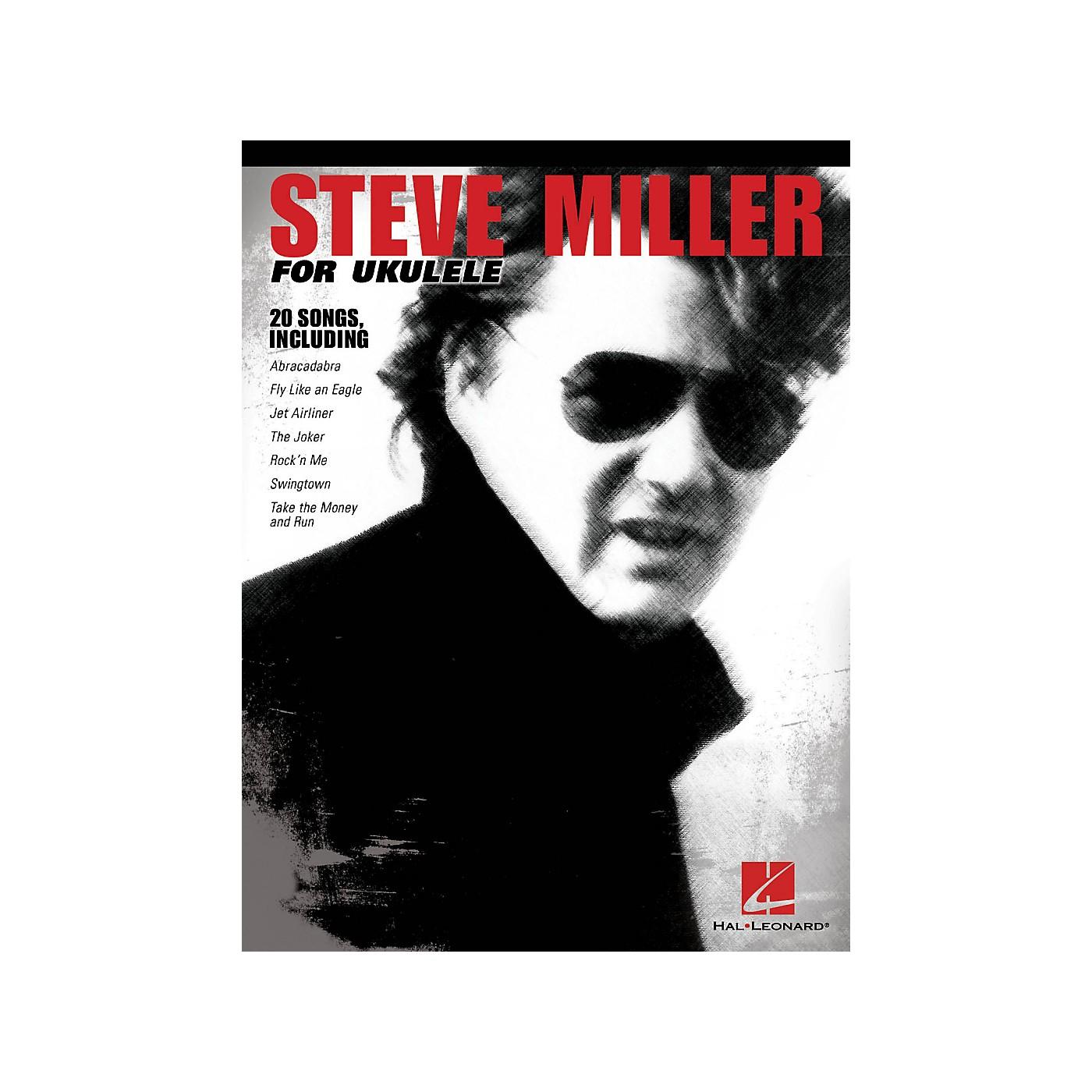 Hal Leonard Steve Miller For Ukulele thumbnail