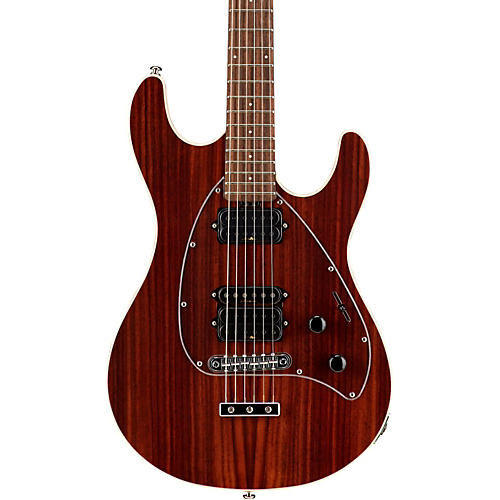 Ernie Ball Music Man Steve Morse Y2D Electric Guitar with All-Rosewood Neck thumbnail