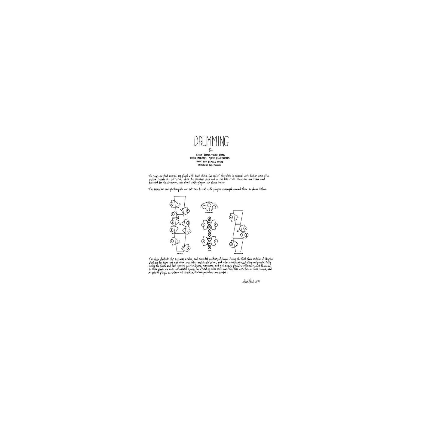 Alliance Steve Reich - Drumming thumbnail