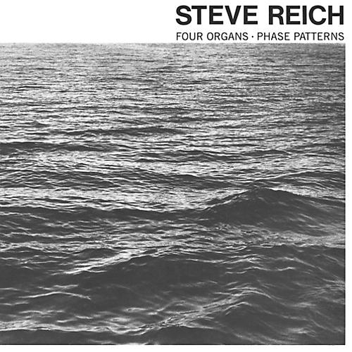 Alliance Steve Reich - Four Organs / Phase Patterns thumbnail