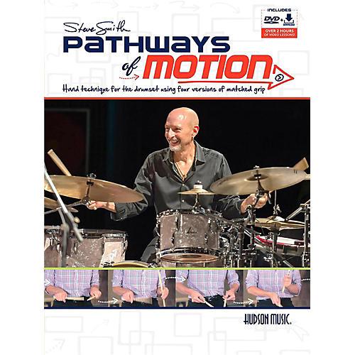 Hal Leonard Steve Smith Pathways of Motion Book/DVD/Online Media thumbnail