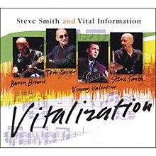Steve Smith and Vital Information - Vitalization CD