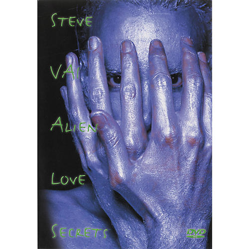 Hal Leonard Steve Vai - Alien Love Secrets DVD thumbnail