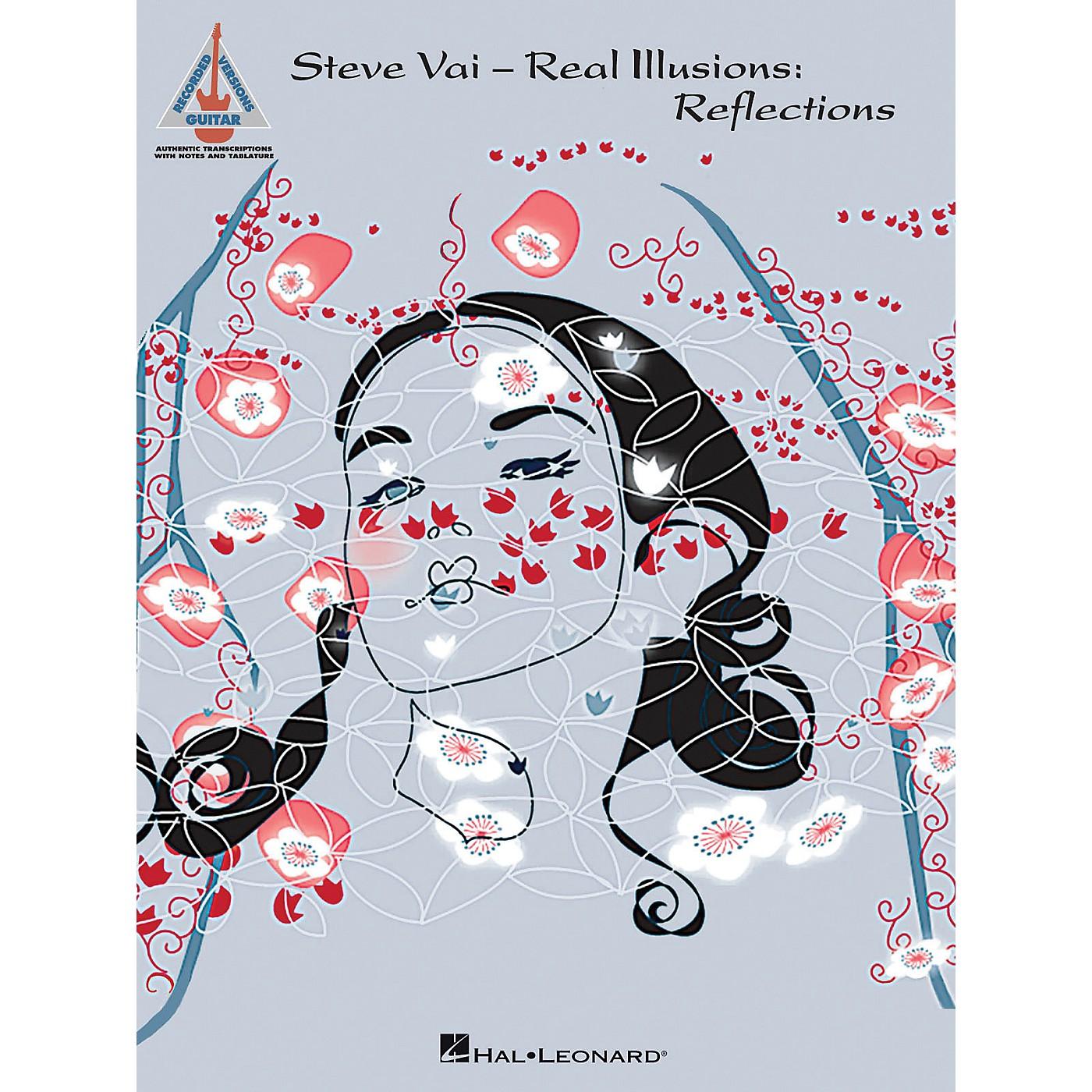Hal Leonard Steve Vai - Real Illusions: Reflections Guitar Tab Songbook thumbnail