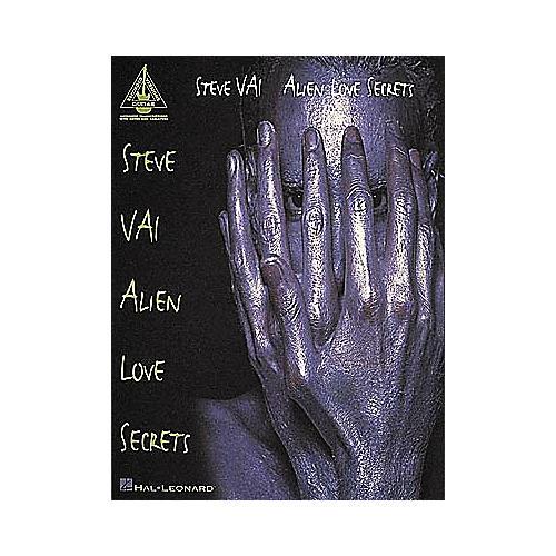 Hal Leonard Steve Vai Alien Love Secrets Guitar Tab Songbook thumbnail