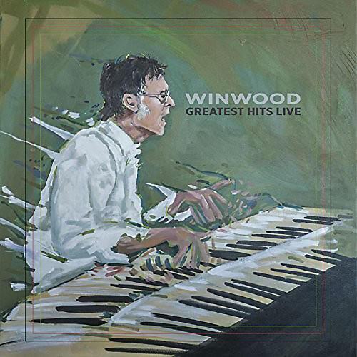 Alliance Steve Winwood - Winwood Greatest Hits Live thumbnail