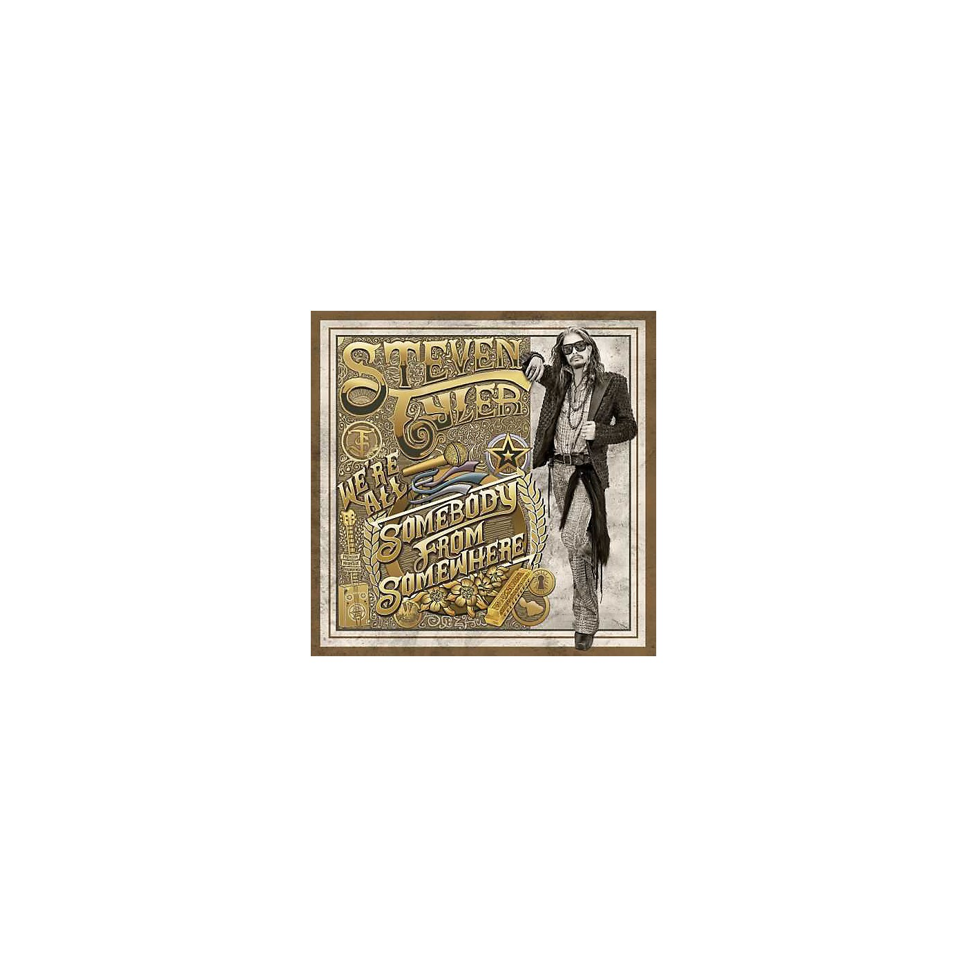 Alliance Steven Tyler - We're All Somebody From Somewhere thumbnail