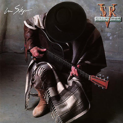 Alliance Stevie Ray Vaughan - In Step thumbnail