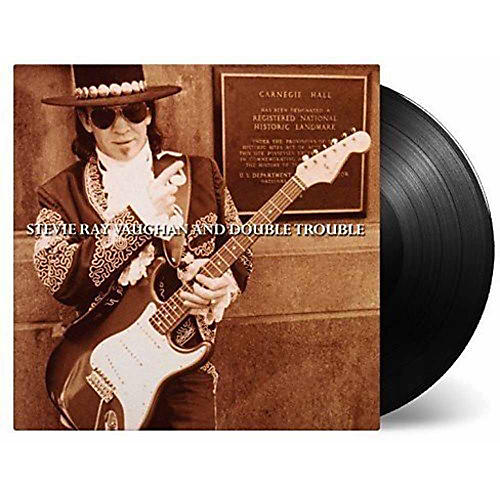 Alliance Stevie Ray Vaughan - Live at Carnegie Hall thumbnail