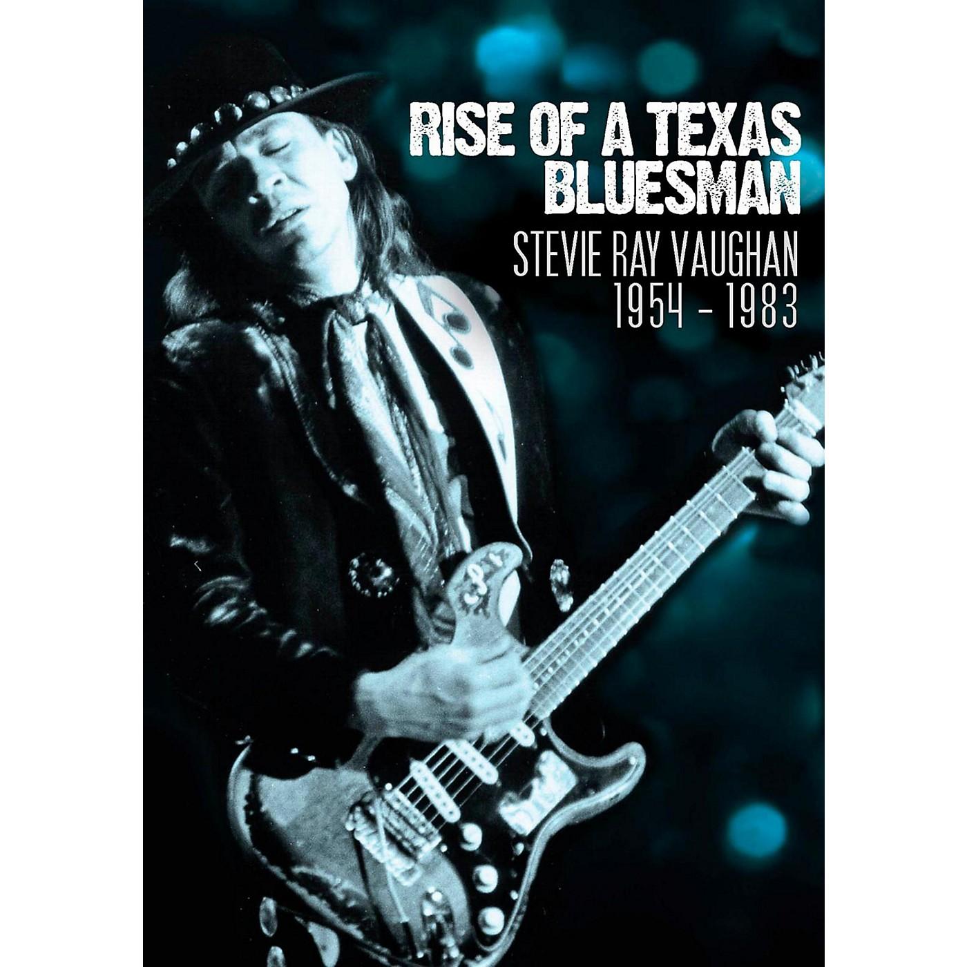 Hal Leonard Stevie Ray Vaughan - Rise Of A Texas Bluesman: 1954-1983 Live & Documentary DVD thumbnail