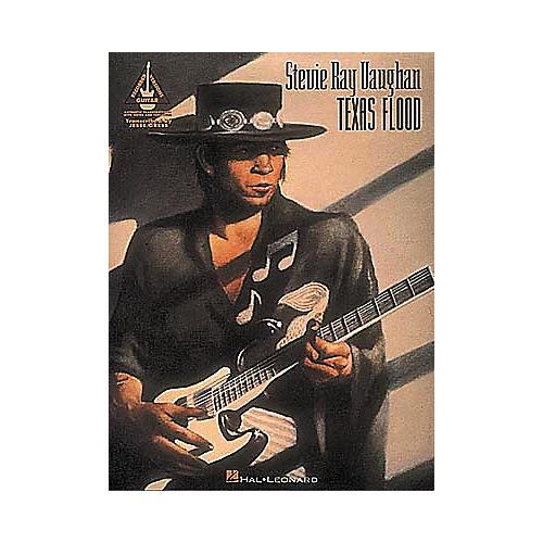 Hal Leonard Stevie Ray Vaughan Texas Flood Guitar Tab Songbook Wwbw