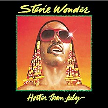 Stevie Wonder - Hotter Than July [Vinyl LP]