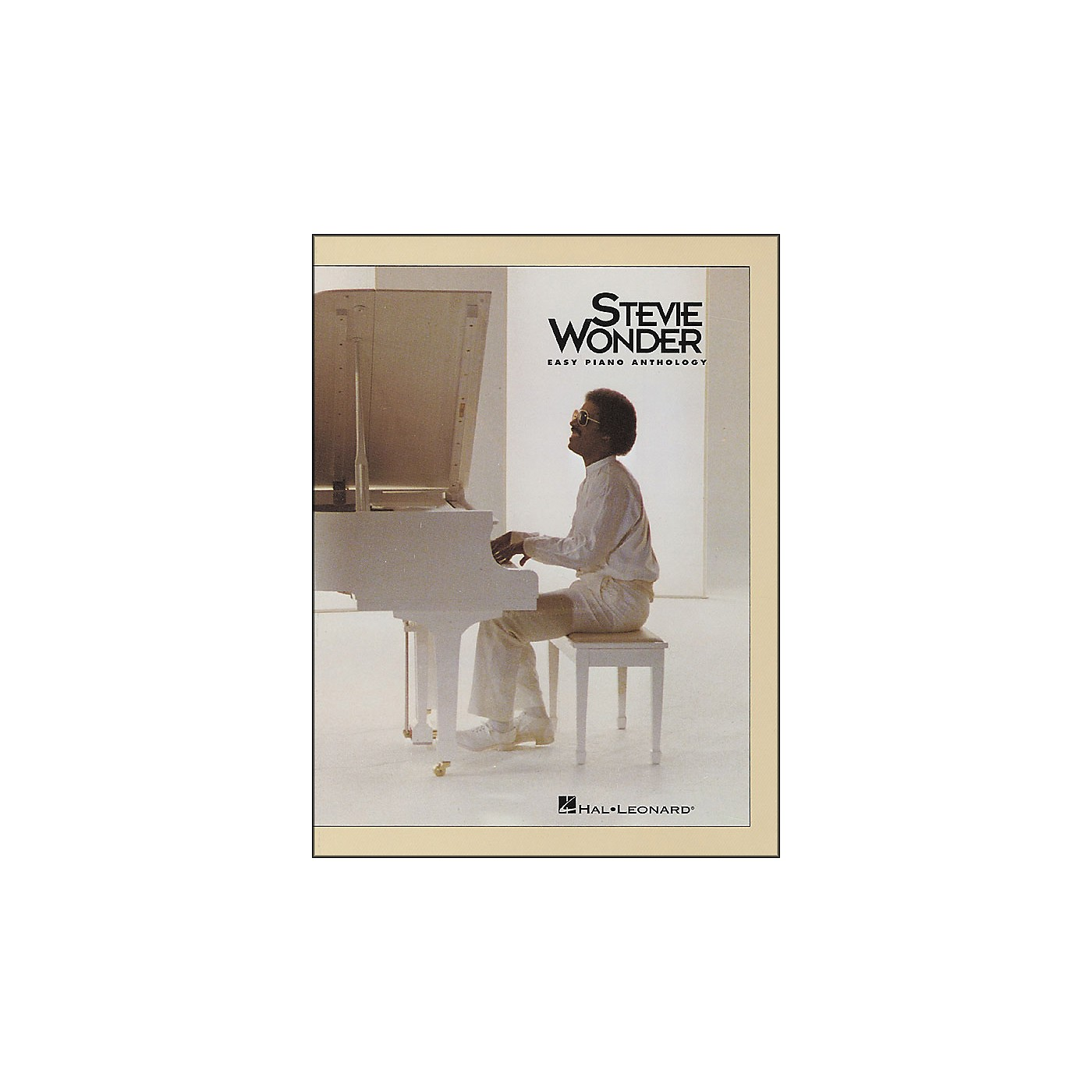 Hal Leonard Stevie Wonder Easy Piano Anthology thumbnail