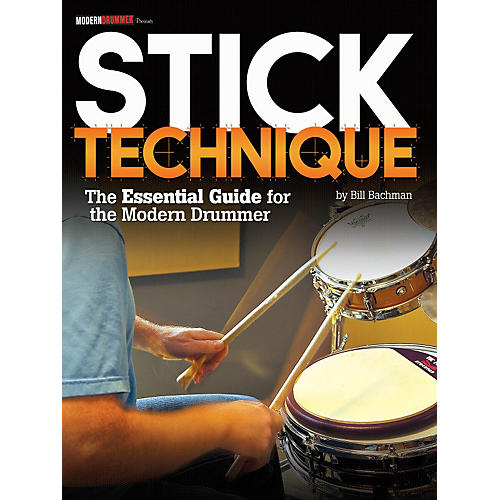 Modern Drummer Stick Technique - The Essential Guide For The Modern Drummer-thumbnail