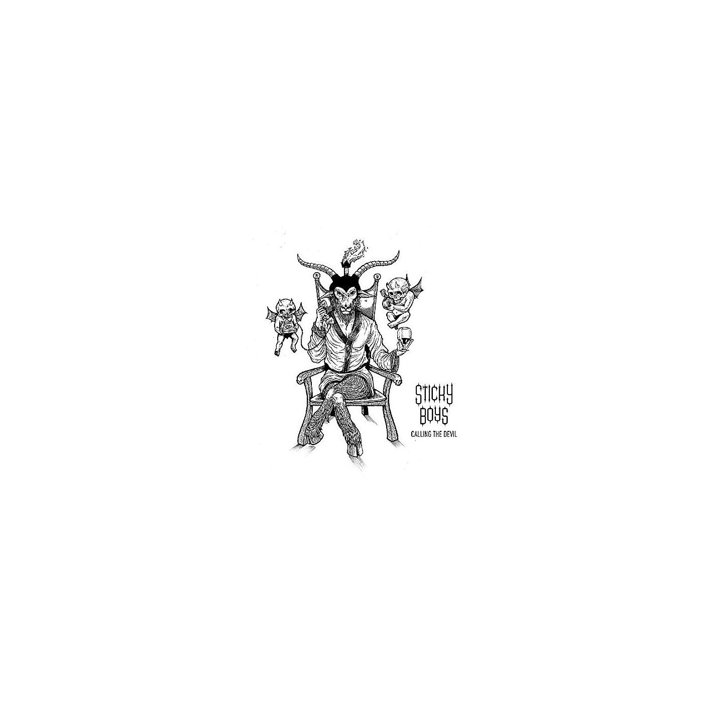 Alliance Sticky Boys - Calling The Devil thumbnail