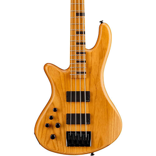 Schecter Guitar Research Stiletto-4 Session Left Handed Electric Bass Guitar thumbnail
