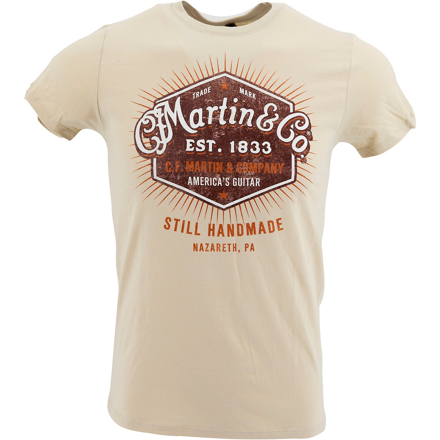 Martin Still Handmade T-Shirt thumbnail