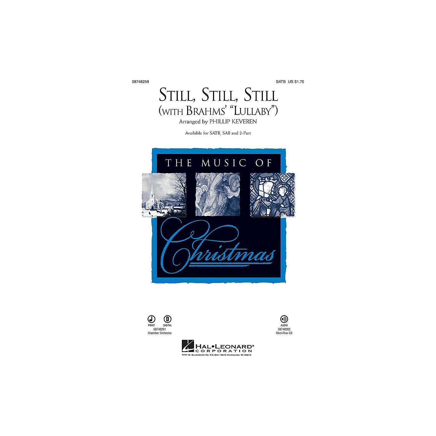 Hal Leonard Still, Still, Still (with Brahms' Lullaby) 2-Part Arranged by Phillip Keveren thumbnail