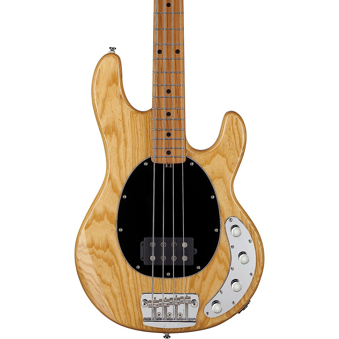 Sterling by Music Man StingRay Roasted Maple Neck Bass thumbnail