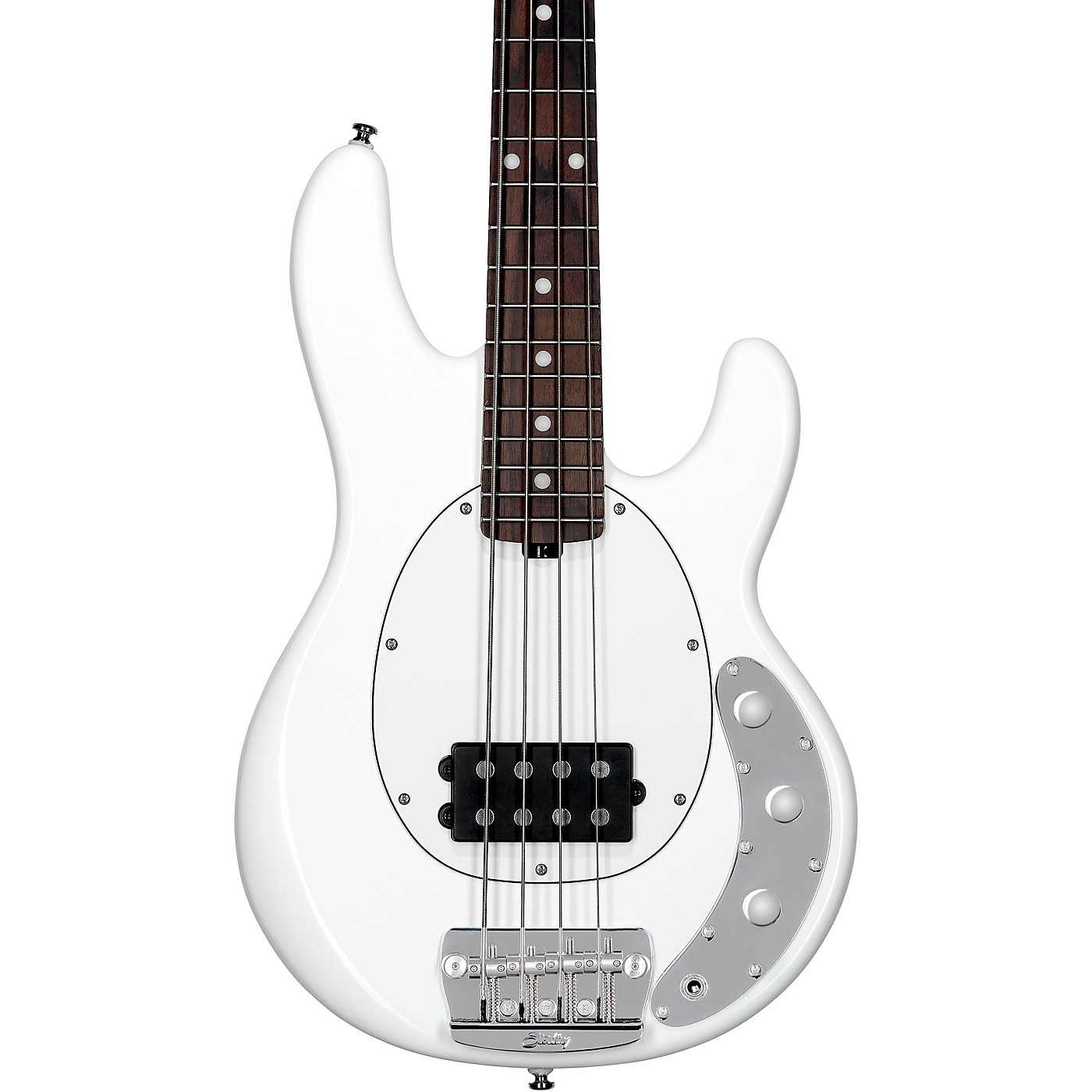 Sterling by Music Man StingRay Short Scale Electric Bass thumbnail