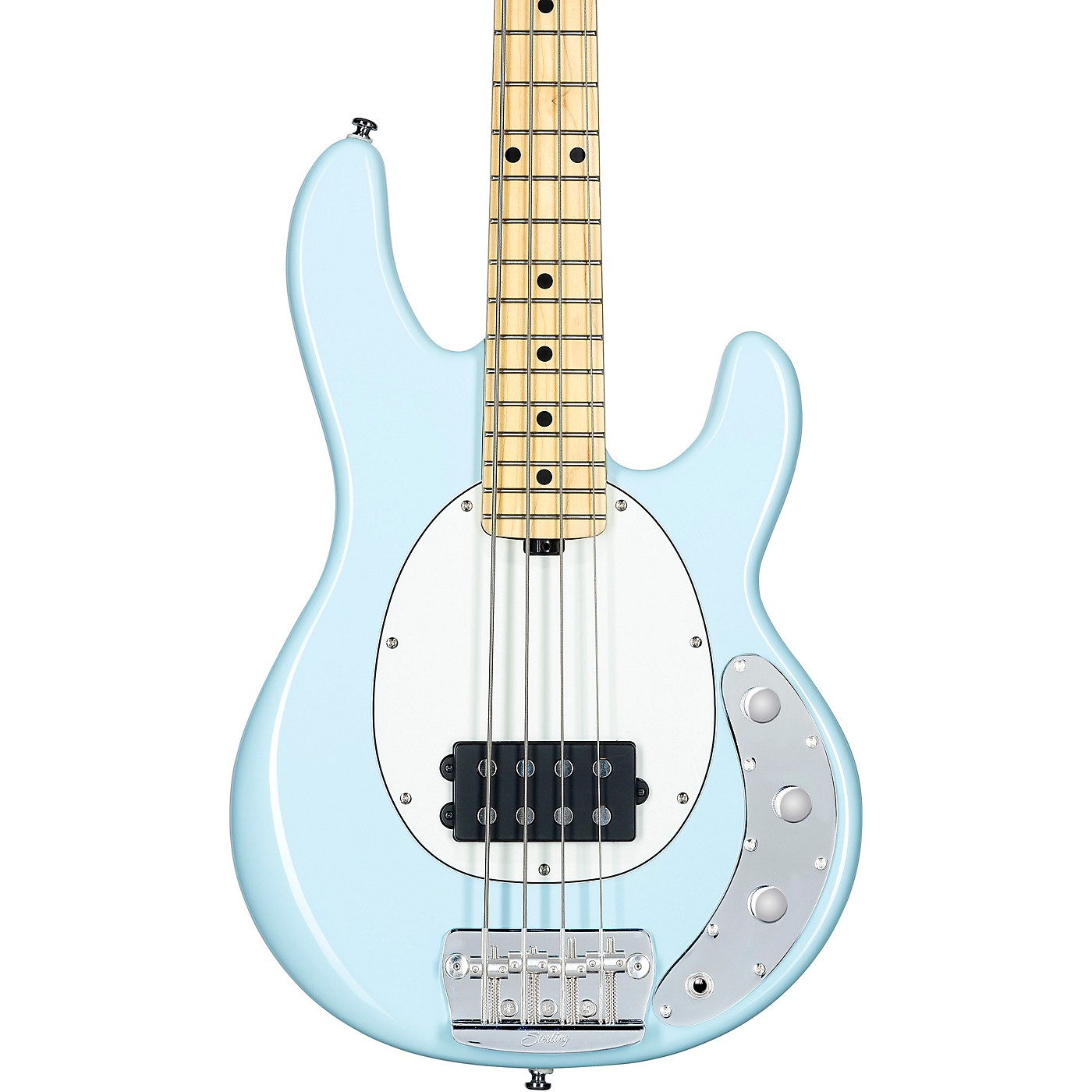 Sterling by Music Man StingRay Short Scale Maple Fingerboard Electric Bass thumbnail