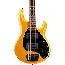 Ernie Ball Music Man StingRay5 HH Rosewood Fretboard Matching Headstock 5-String Electric Bass Guitar