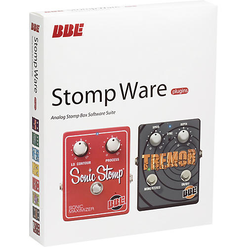 BBE Stomp Ware Effects Plug-Ins-thumbnail