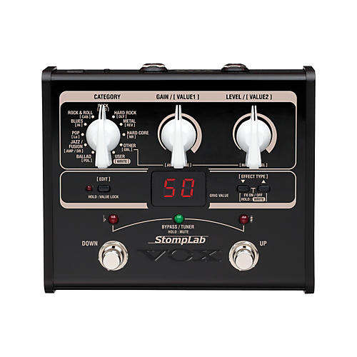 Vox StompLab IG Modeling Guitar Effect Processor-thumbnail
