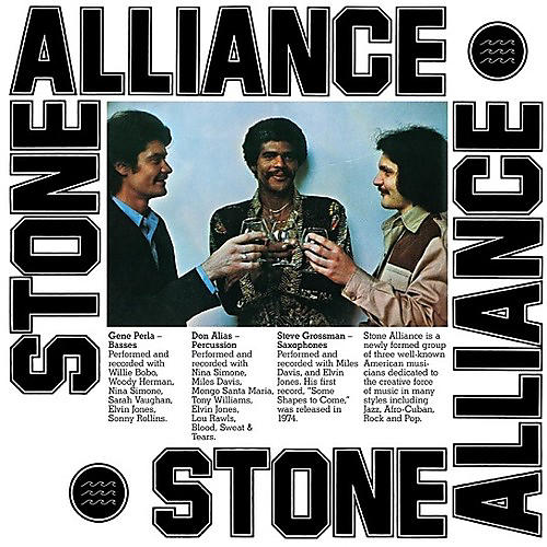 Alliance Stone Alliance - Stone Alliance thumbnail