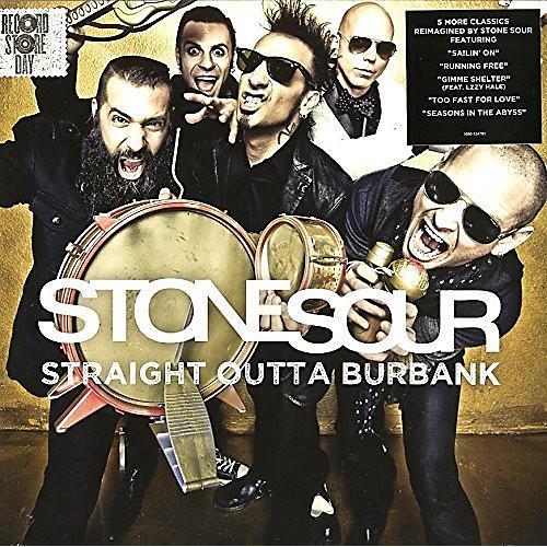Alliance Stone Sour - Straight Outta Burbank thumbnail