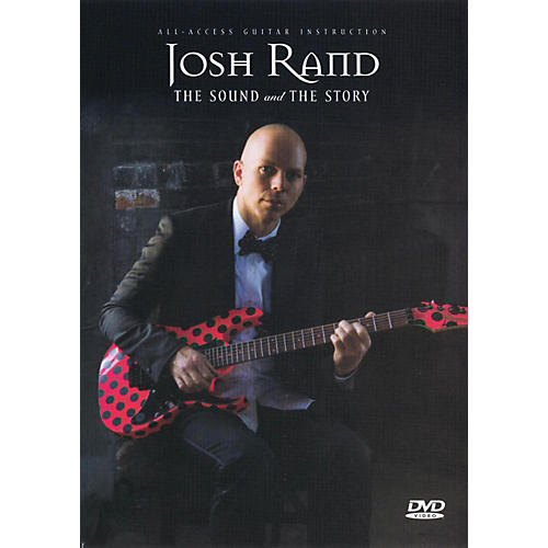Fret12 Stone Sour Guitarist Josh Rand: The Sound And The Story - Guitar Instructional / Documentary DVD thumbnail