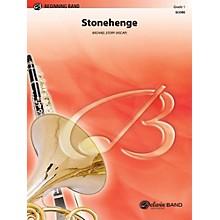 Alfred Stonehenge Concert Band Grade 1 Set