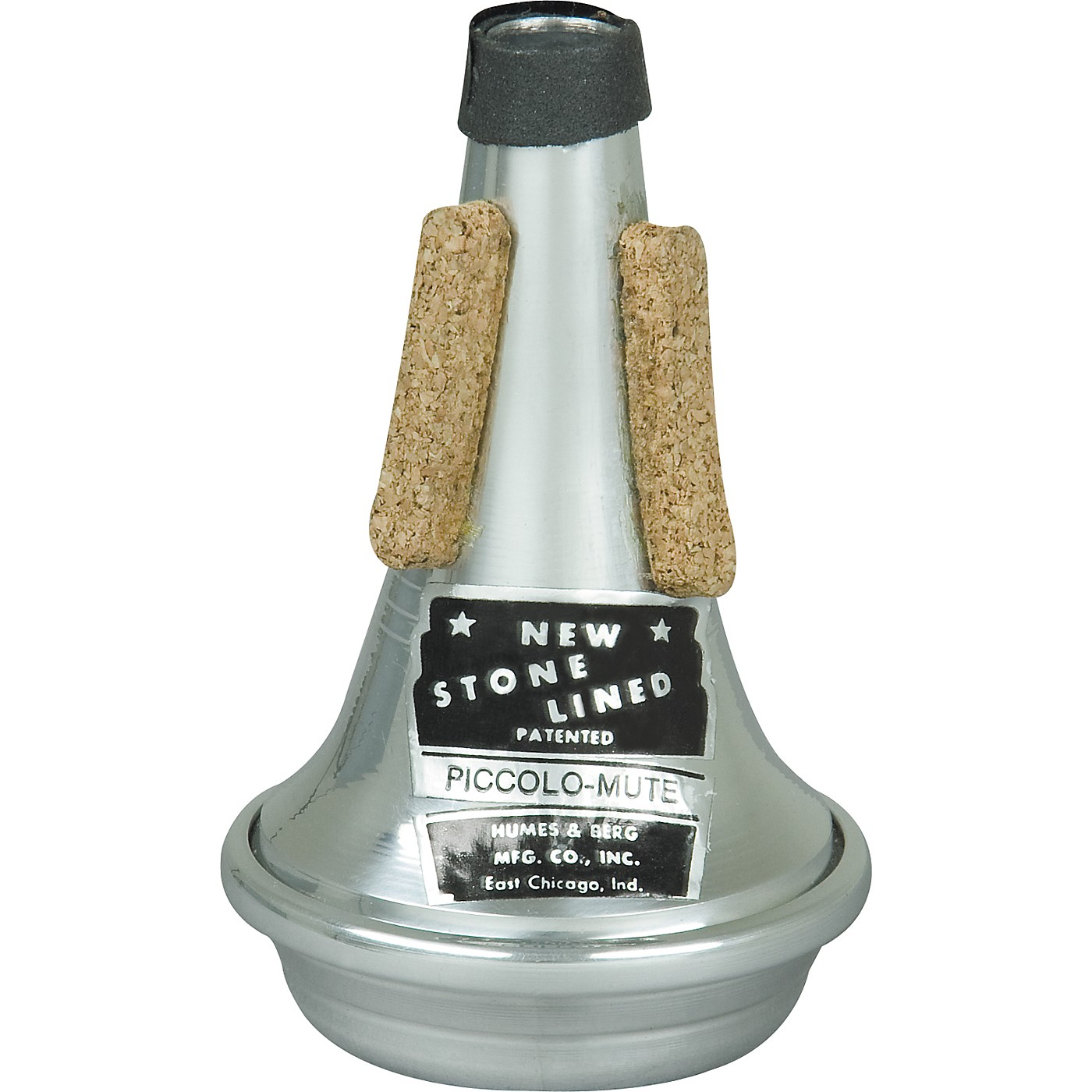 Humes & Berg Stonelined Series 115A Symphonic Piccolo Trumpet Straight Mute thumbnail