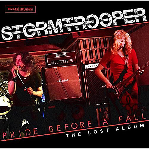 Alliance Stormtrooper - Pride Before A Fall (Lost Album LP+7) thumbnail