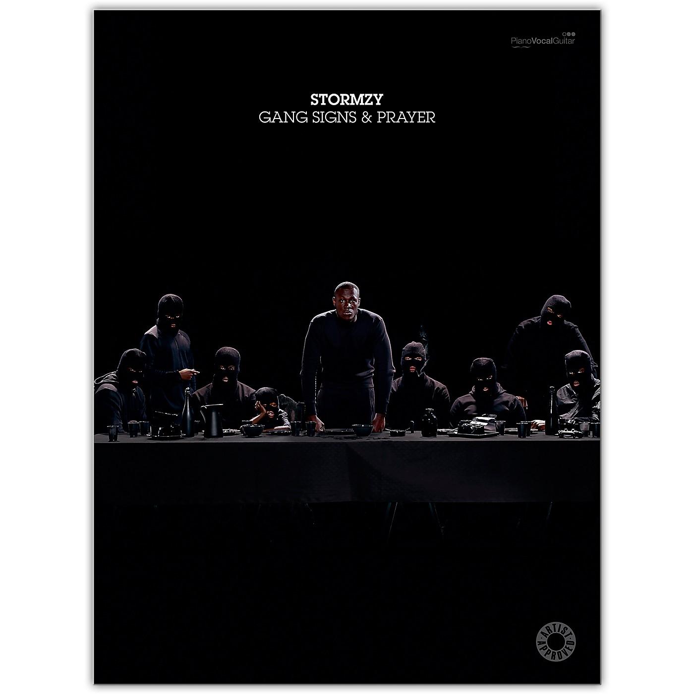 Faber Music LTD Stormzy: Gang Signs & Prayer Piano/Vocal/Chords thumbnail