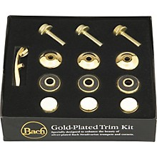 Bach Stradivarius Trumpet Gold Trim Kit