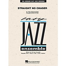 Hal Leonard Straight No Chaser Jazz Band Level 2 Arranged by Rick Stitzel