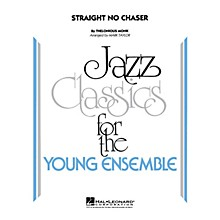 Hal Leonard Straight, No Chaser Jazz Band Level 3 Arranged by Mark Taylor