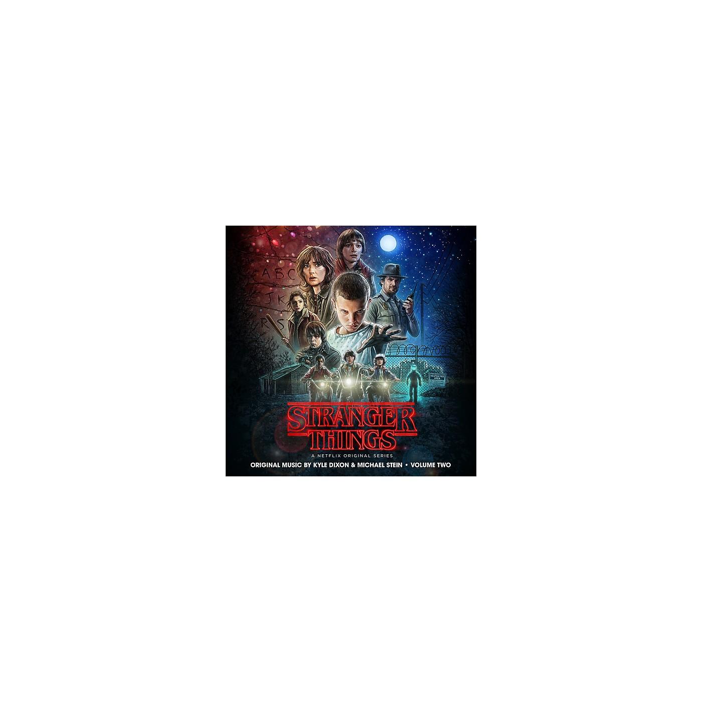 Alliance Stranger Things vol. 2 (netflix Original Series Soundtrack) thumbnail
