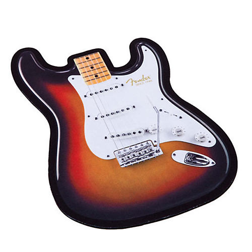 Fender Stratocaster Body Mouse Pad thumbnail