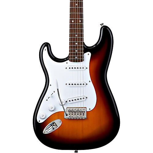 Squier Stratocaster Left-Handed Electric Guitar thumbnail