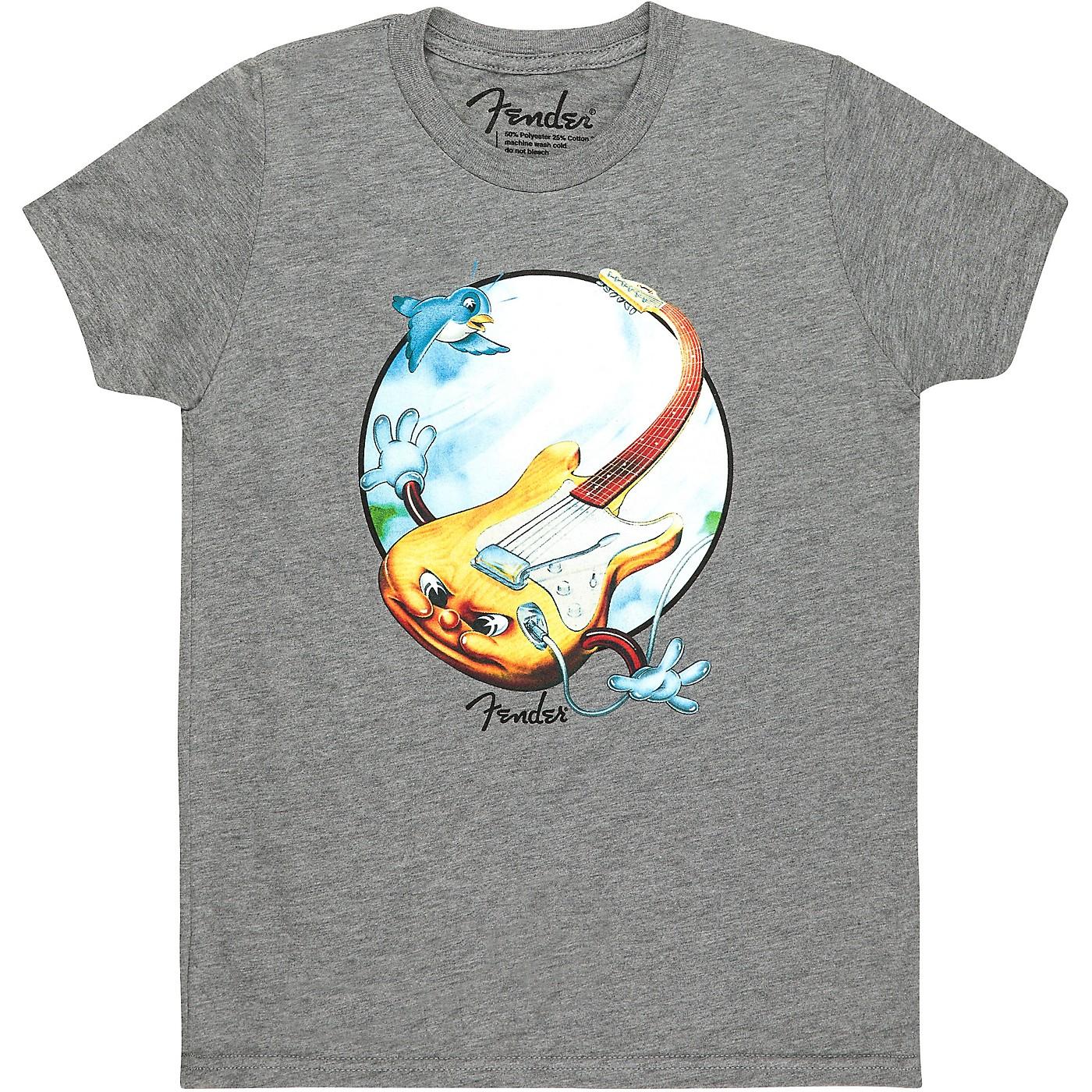 Fender Stratocaster Toddler T-Shirt thumbnail